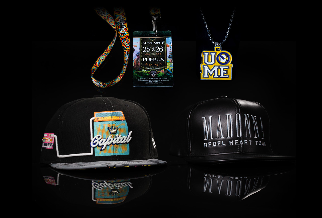 Live Shows Group. Official merchandise.